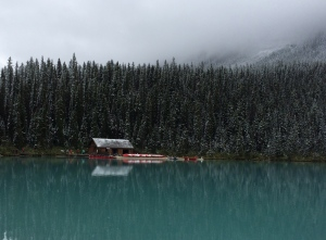 Lake Louise, Sept. 2014